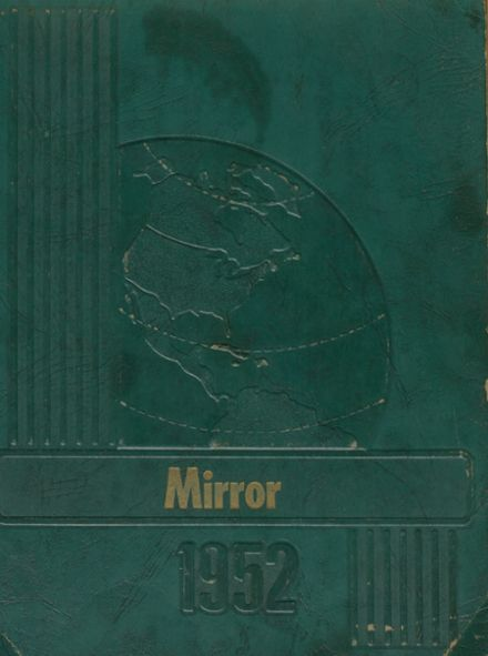 1952 Leopold High School Yearbook Cover