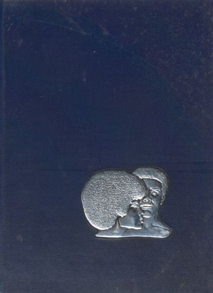 1972 Central High School Yearbook Cover