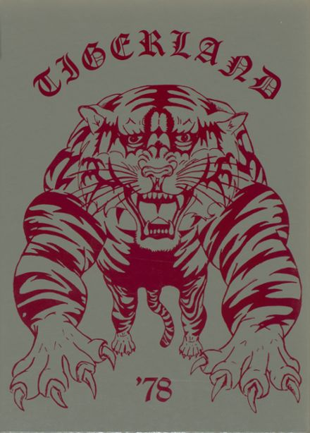 1978 A&M Consolidated High School Yearbook Cover