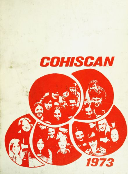 1973 Connersville High School Yearbook Cover