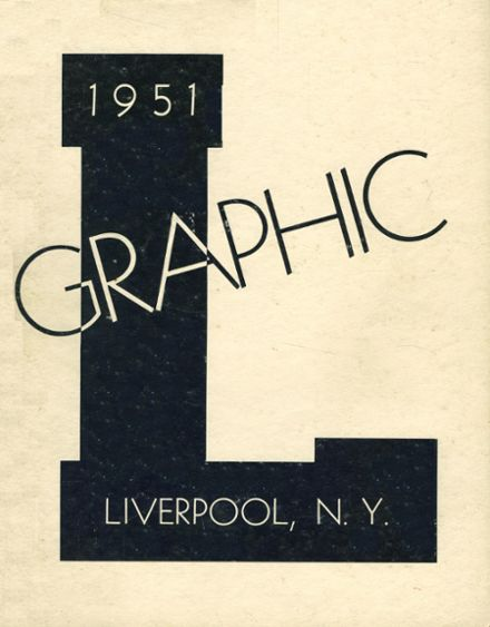 1951 Liverpool High School Yearbook Page 1