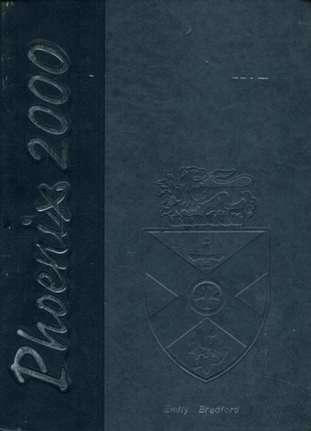 2000 St. Andrew's High School Yearbook Cover