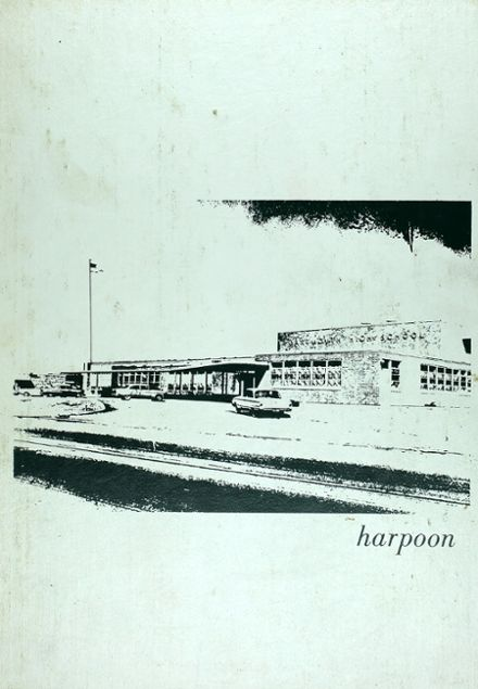 1974 Dartmouth High School Yearbook Cover