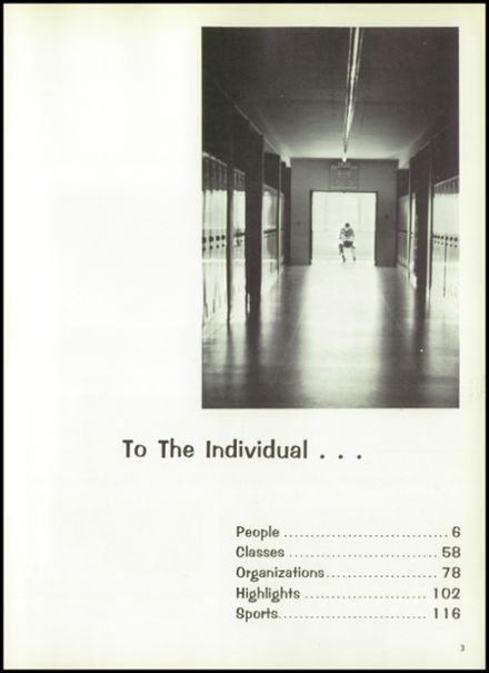 1967 St. Bernard's High School Yearbook Page 7