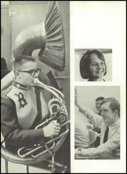 1967 St. Bernard's High School Yearbook Page 8