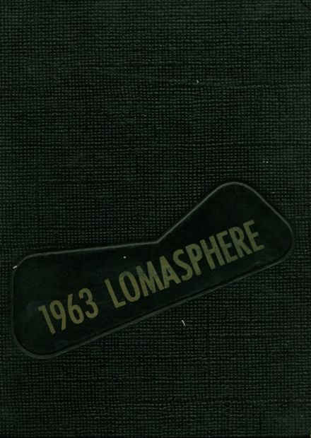 1963 Loma Linda Academy Yearbook Cover