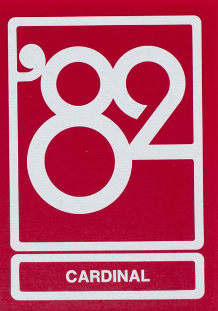 1982 Wolsey High School Yearbook Cover
