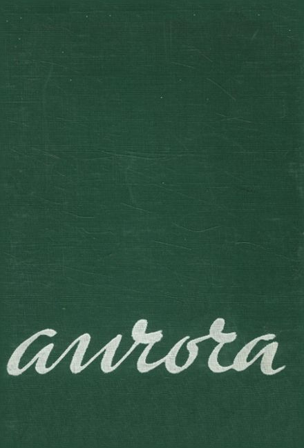 1942 Thomas Jefferson High School Yearbook Cover