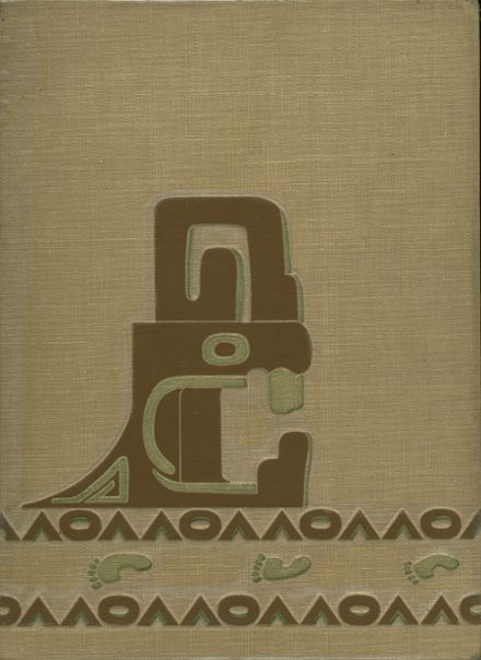 1962 Mark Keppel High School Yearbook Cover