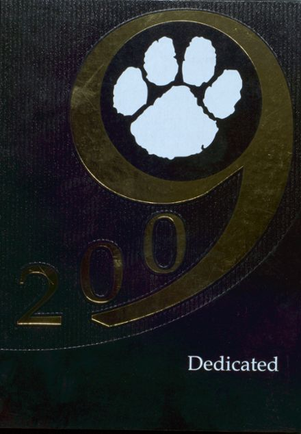 2009 Bentworth High School Yearbook Cover
