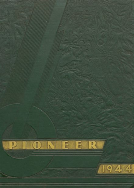 1944 East Haven High School Yearbook Cover