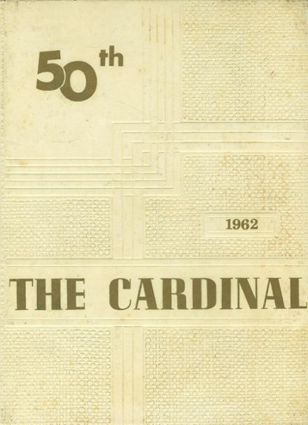1962 Coalmont High School Yearbook Cover