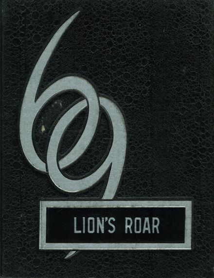 1969 Gravette High School Yearbook Cover