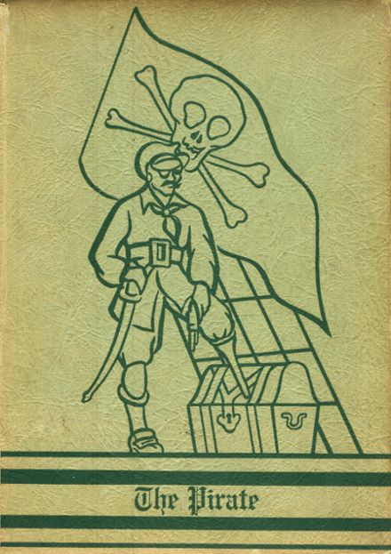 1947 Massey Hill High School Yearbook Cover