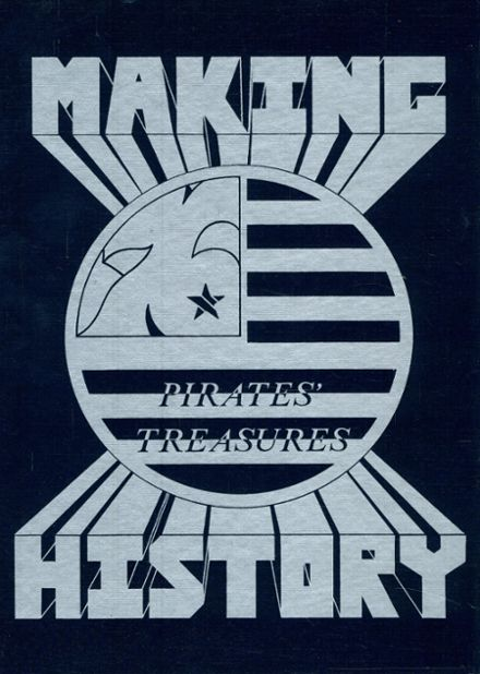 1976 Peck High School Yearbook Cover
