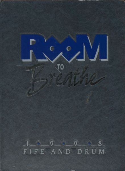 1998 Wootton High School Yearbook Cover