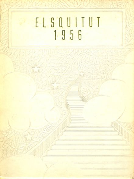1956 Plummer High School Yearbook Cover