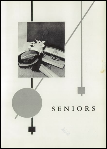 1962 Reeseville High School Yearbook Page 7