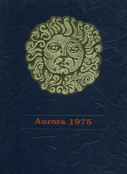 1975 Thomas Jefferson High School Yearbook Cover
