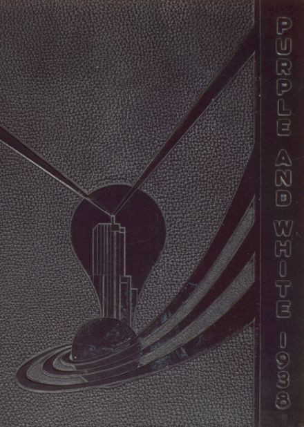 1938 Phoenixville High School Yearbook Cover