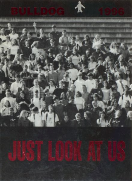 1996 Forsyth Central High School Yearbook Cover