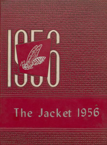 1956 Abbeville High School Yearbook Cover