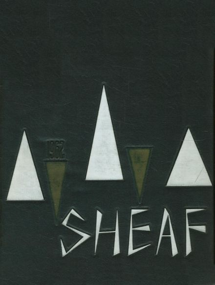 1962 Mt. St. Joseph Academy Yearbook Cover