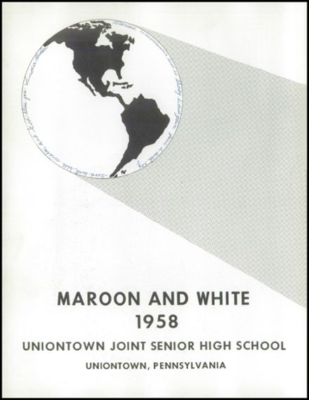 1958 Uniontown High School Yearbook Page 6