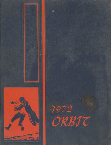 1972 Wyoming Park High School Yearbook Cover