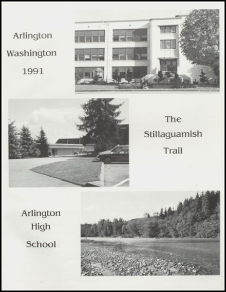 1991 Arlington High School Yearbook Page 5