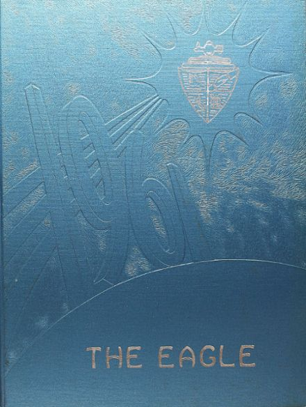 1961 Wilmer-Hutchins High School Yearbook Cover