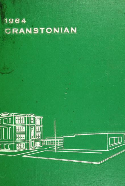 1964 Cranston High School East Yearbook Cover