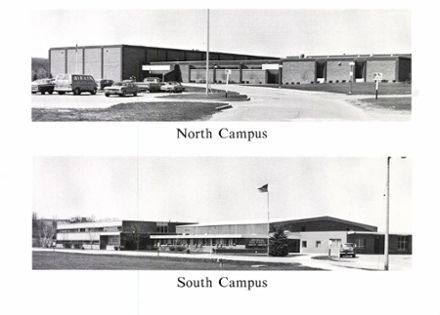1976 Arrowhead High School Yearbook Page 5