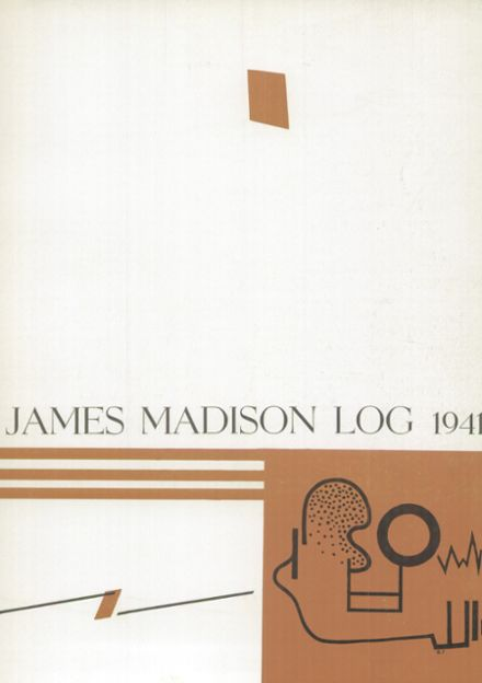 1941 James Madison High School Yearbook Page 7