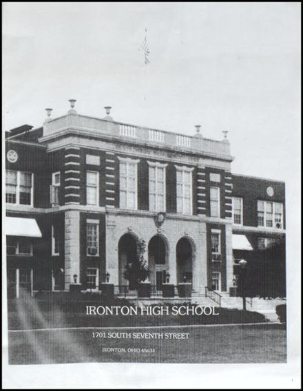 1985 Ironton High School Yearbook Page 3