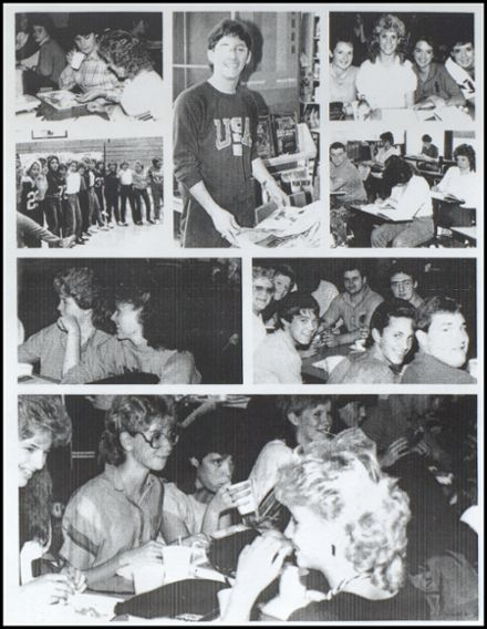 1985 Ironton High School Yearbook Page 7