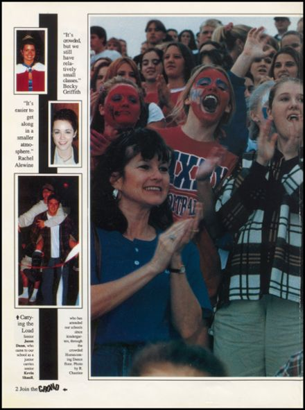 1997 Bixby High School Yearbook Page 6
