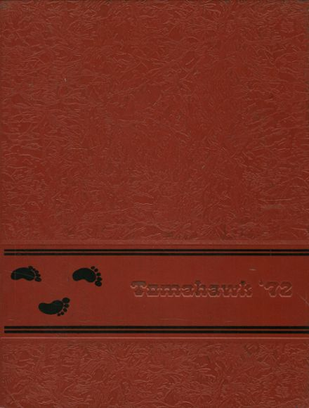 1972 William S. Hart High School Yearbook Cover
