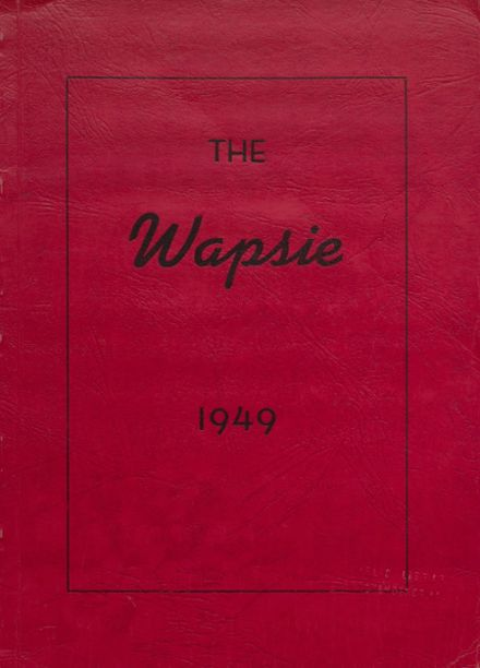 1949 Independence Christian High School Yearbook Cover