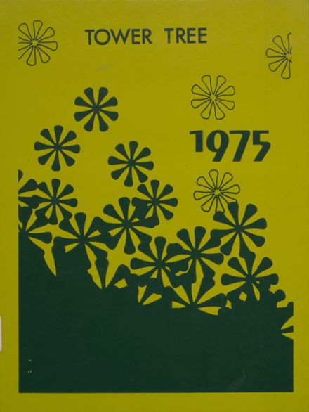 1975 Greensburg High School Yearbook Cover