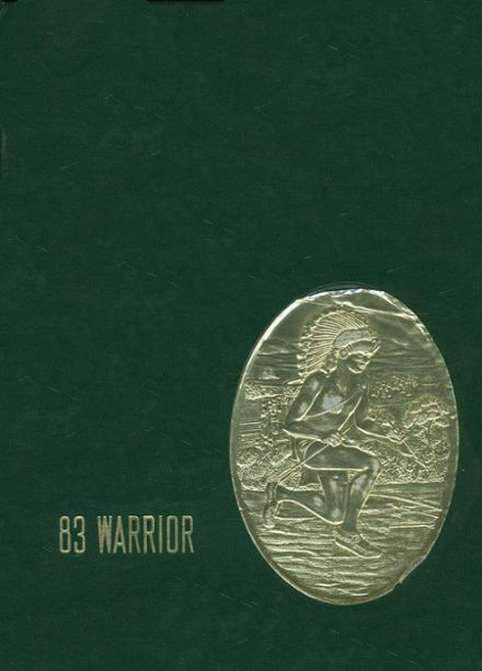 1983 Ouachita High School Yearbook Cover