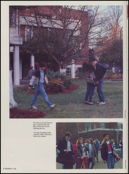 1990 Snohomish High School Yearbook Page 8