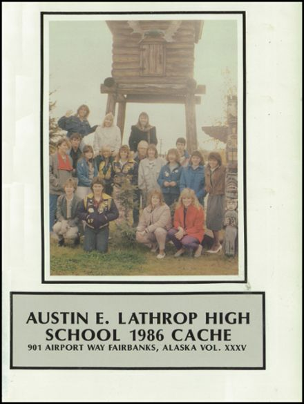 1986 Lathrop High School Yearbook Page 5