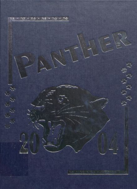 2004 Jal High School Yearbook Cover
