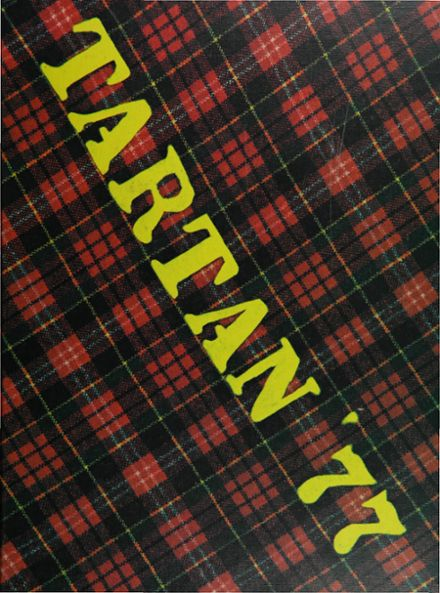 1977 North Eugene High School Yearbook Cover