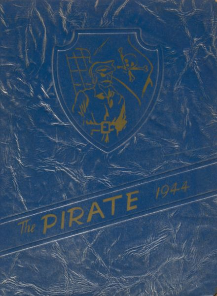 1944 Wylie High School Yearbook Cover