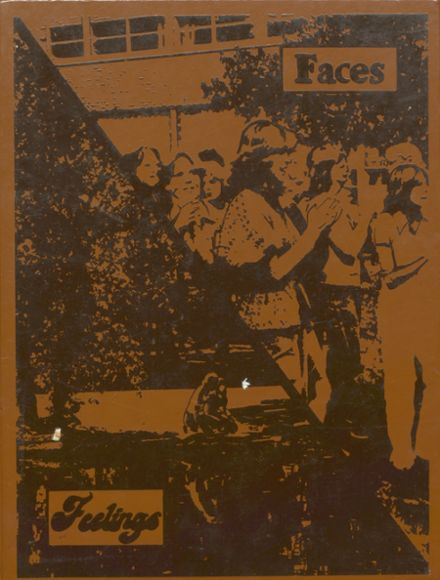 1979 Portage Central High School Yearbook Cover