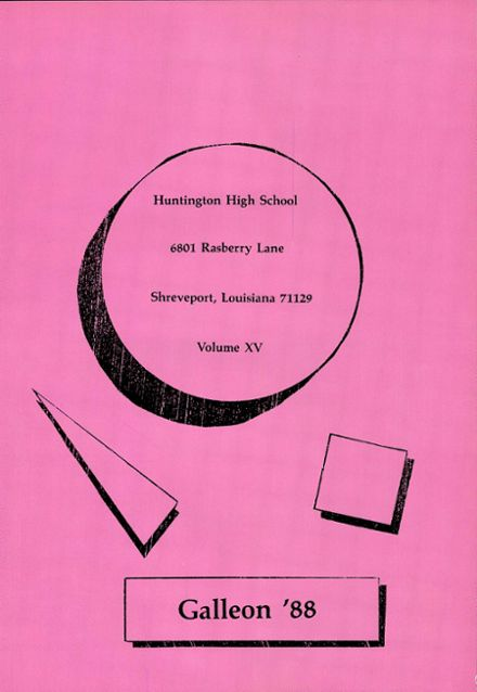 1988 Huntington High School Yearbook Page 5