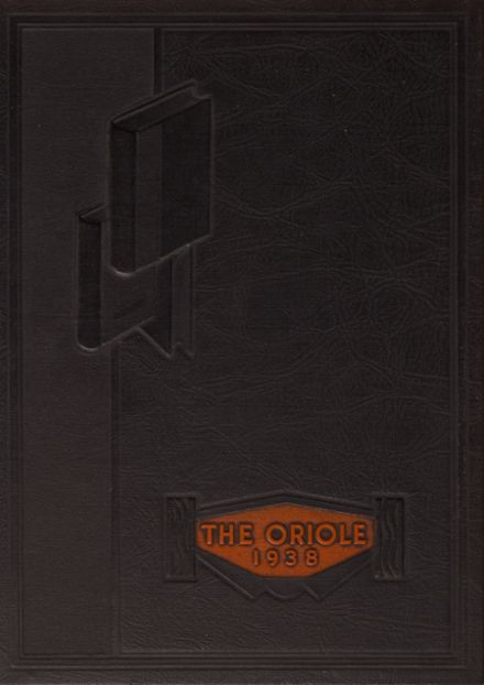 1938 Bethlehem Central High School Yearbook Cover