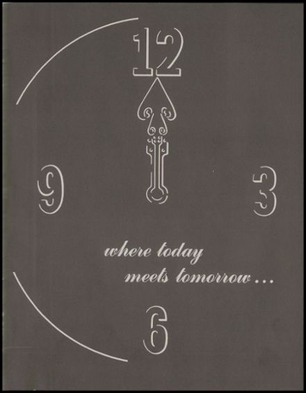 1970 Warren-Mott High School Yearbook Page 5